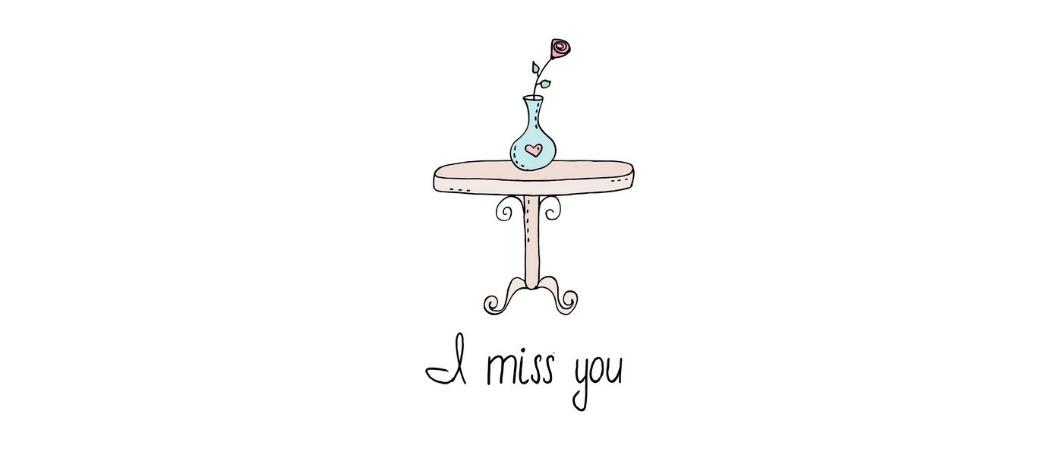 Writing, I Miss You…