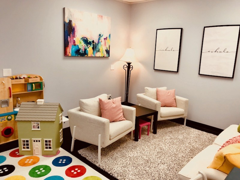 Group Play Therapy Office 2