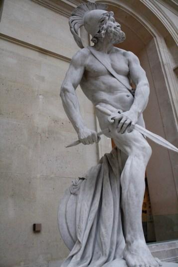 Louvre - Pierre-Jean David - Philopoemen