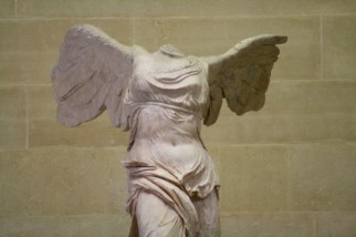 Louvre - The Winged Victory of Samothrace