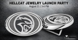 JewelSmiths - Hellcat Launch Party ad 1