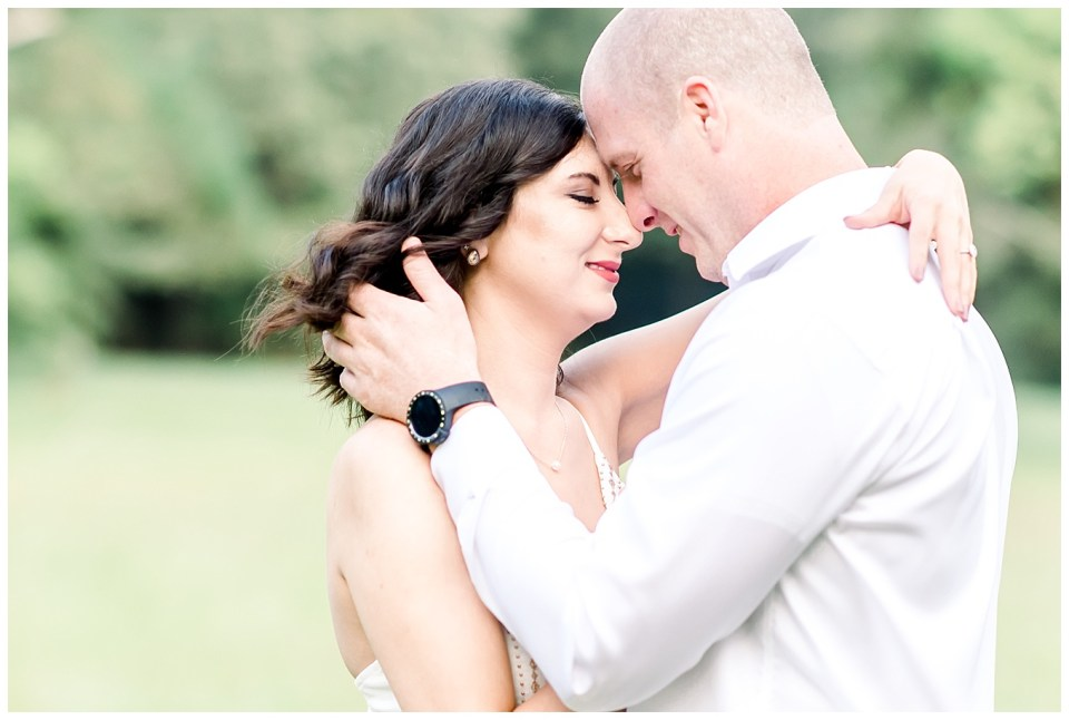 denham springs louisiana engagement session with couple