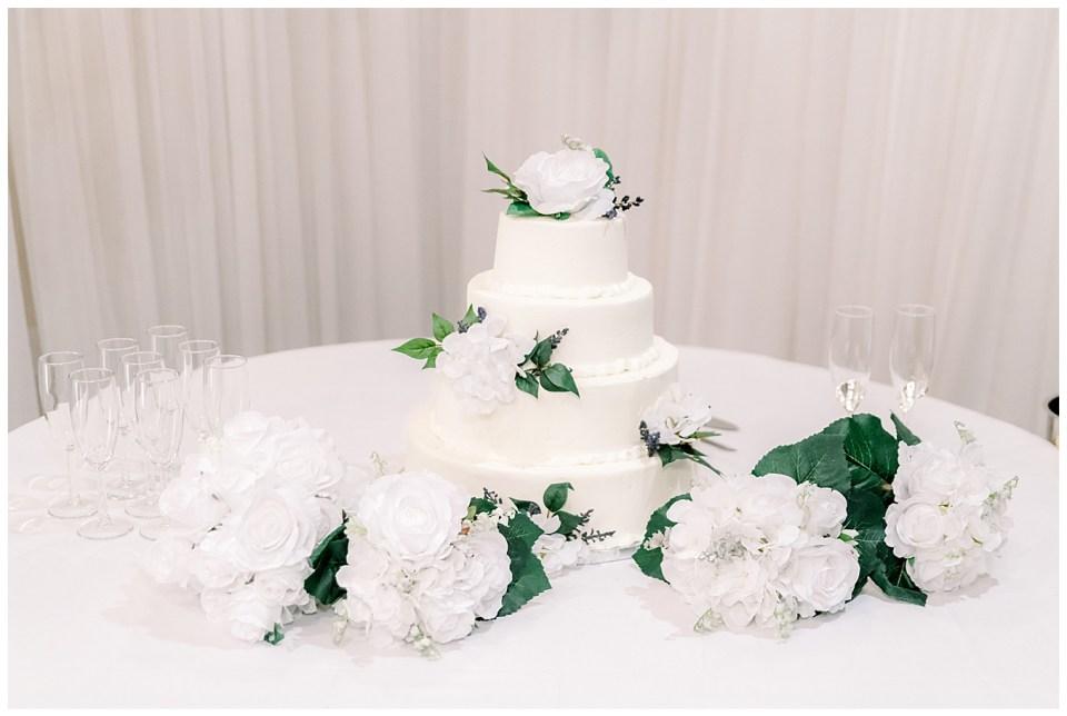 louisiana wedding cake