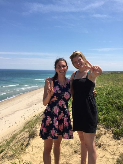 Cape Cod with Courtney