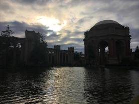 Palace of Fine Arts © Brittany Webb