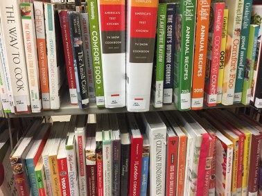 Which Cookbook Is Right For You? How To Figure This Out For Yourself (October 22, 2017)