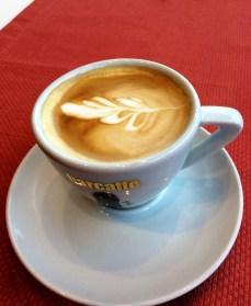 kosovo coffee art