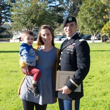 Tyler graduates DLI (Defense Language Institute)
