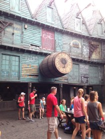 Another location to buy Butterbeer and snacks.