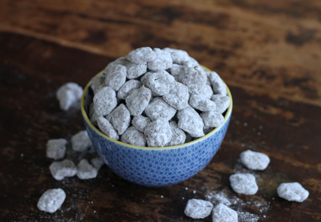 Classic Puppy Chow from Brittany's Pantry