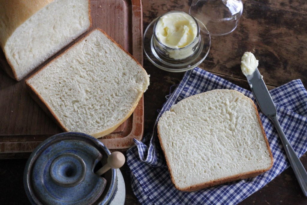 Buttermilk Bread For The Bread Machine | Brittany's Pantry