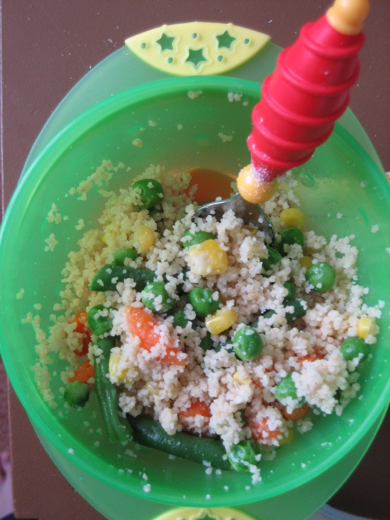 Vegetable Couscous   Brittany's Pantry