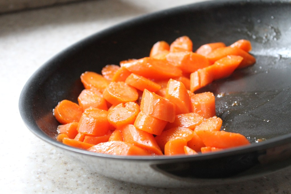 Honey Carrots are a weeknight staple! {Brittany's Pantry}