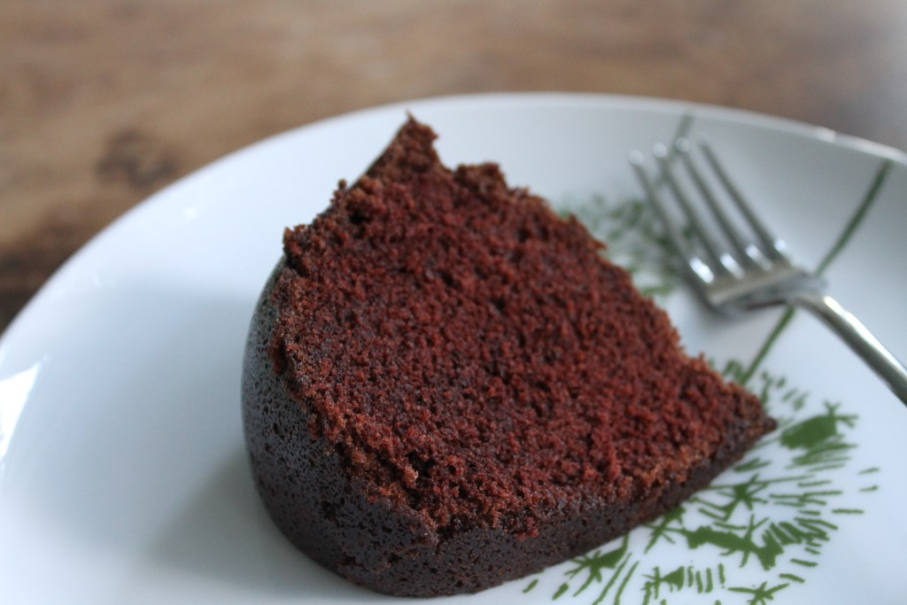 Quick and Easy Cocoa Cake via Brittany's Pantry