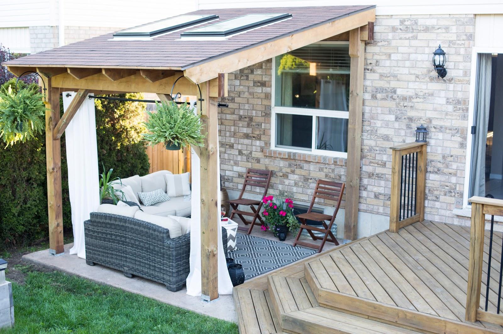 Back Porch Patio