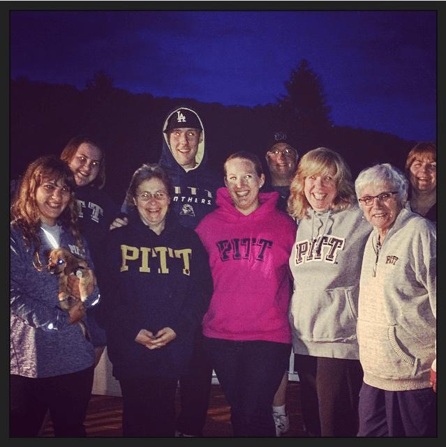 Pitt crew