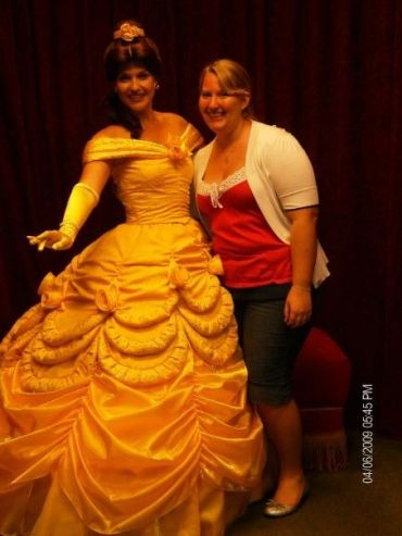 Belle and I