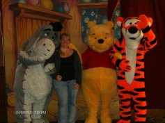 Eeyore, Pooh, Tiger and I