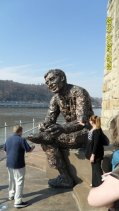 Mr. Rogers statue