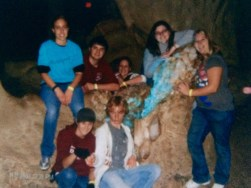 group at the City Museum