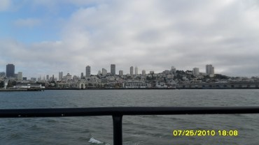the west side of San Francisco