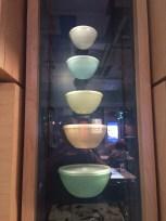 even tupperware is museum worthy!
