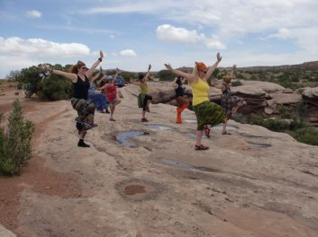 Dance & Drum Retreat