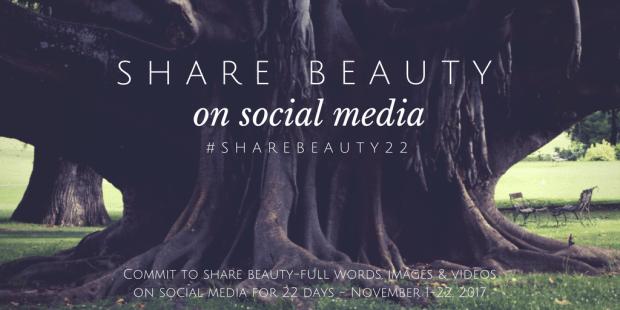 #sharebeautytwitter