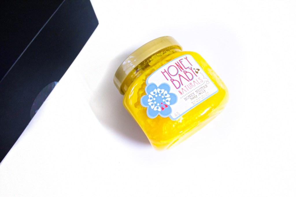 Honey Body Naturals Honey Nectar Body Jelly