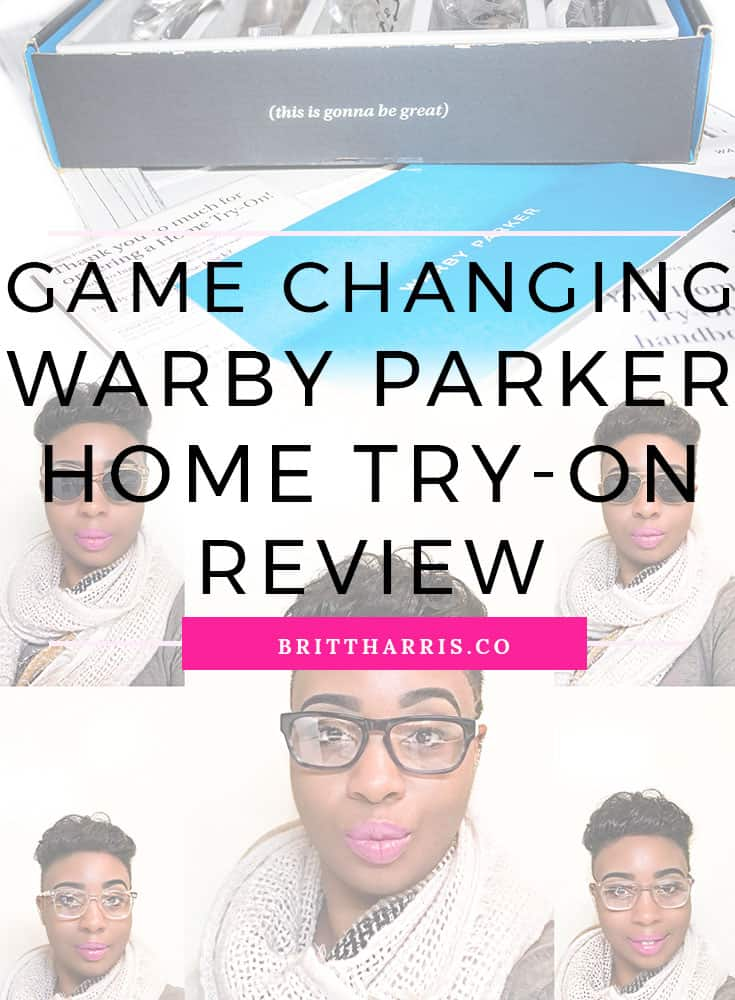 Game Changing Warby Parker Home Try-On Review