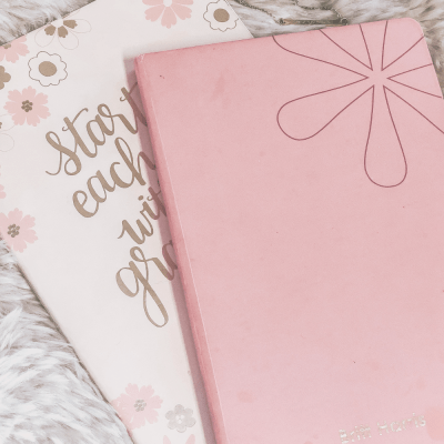 Why I Started A Gratitude Journal + Printable Journal