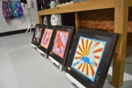 Burlesque Paper Cuts at Creative up North