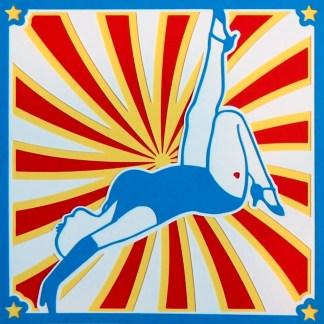 Burlesque Paper Cuts Circus