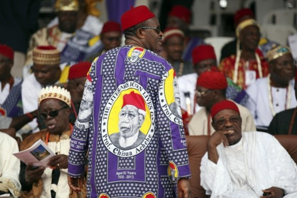 Achebe funeral 9