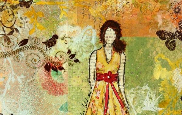 Little Birdie by Janelle Nichol