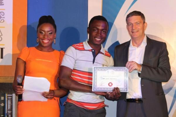 Adichie - Literary event