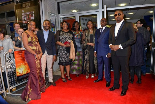 Don Jazzy london premier half of a yellow sun