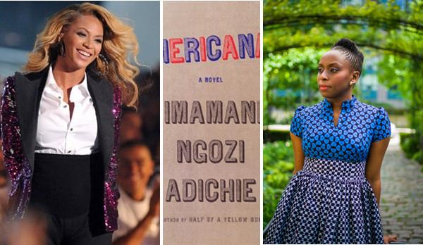 Beyonce Adichie Americanah