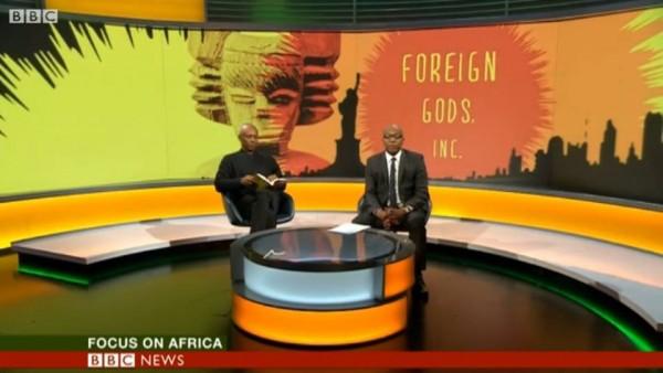 Foreign Gods Ndibe BBC