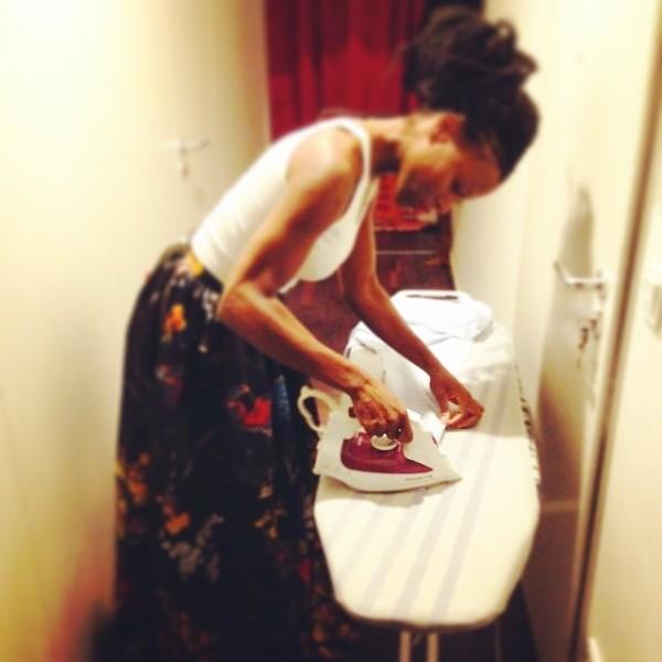 Selasi - ironing