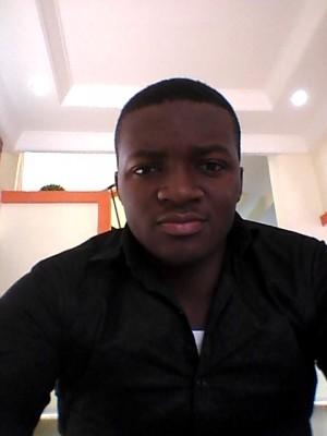 Portrait - Osemegbe