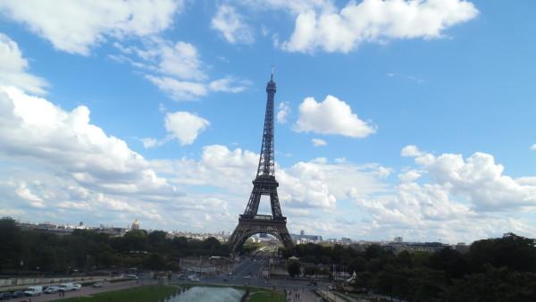 Paris 9 - The Eiffel
