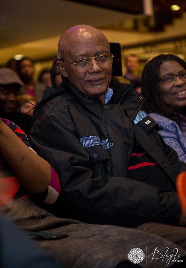 Dr Okey Onuzo (Chibundu's dad)