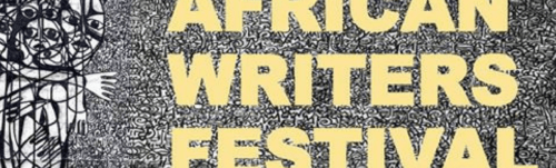 african writers festival brown university