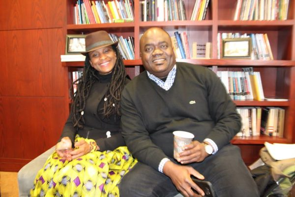 Chika Unigwe and E. C. Osondu
