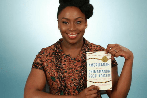 adichie one new york