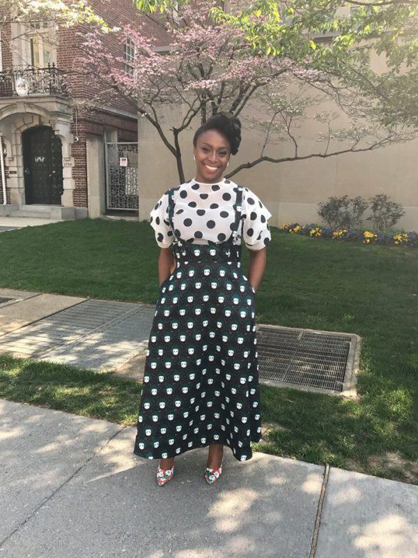 Adichie Best Looks