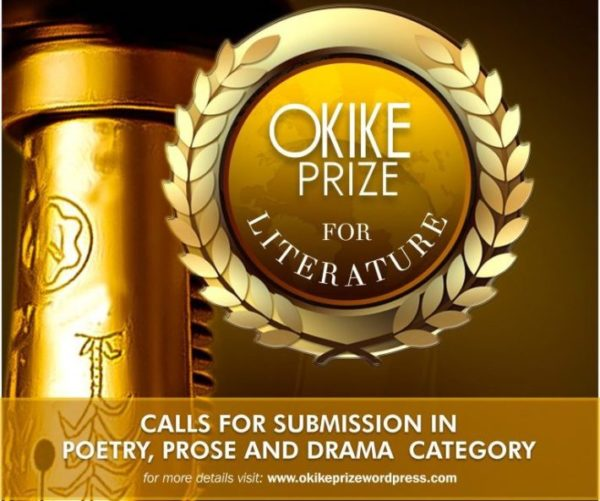 Opportunity for Nigerian Writers | Enter for the Okike Prize for Literature