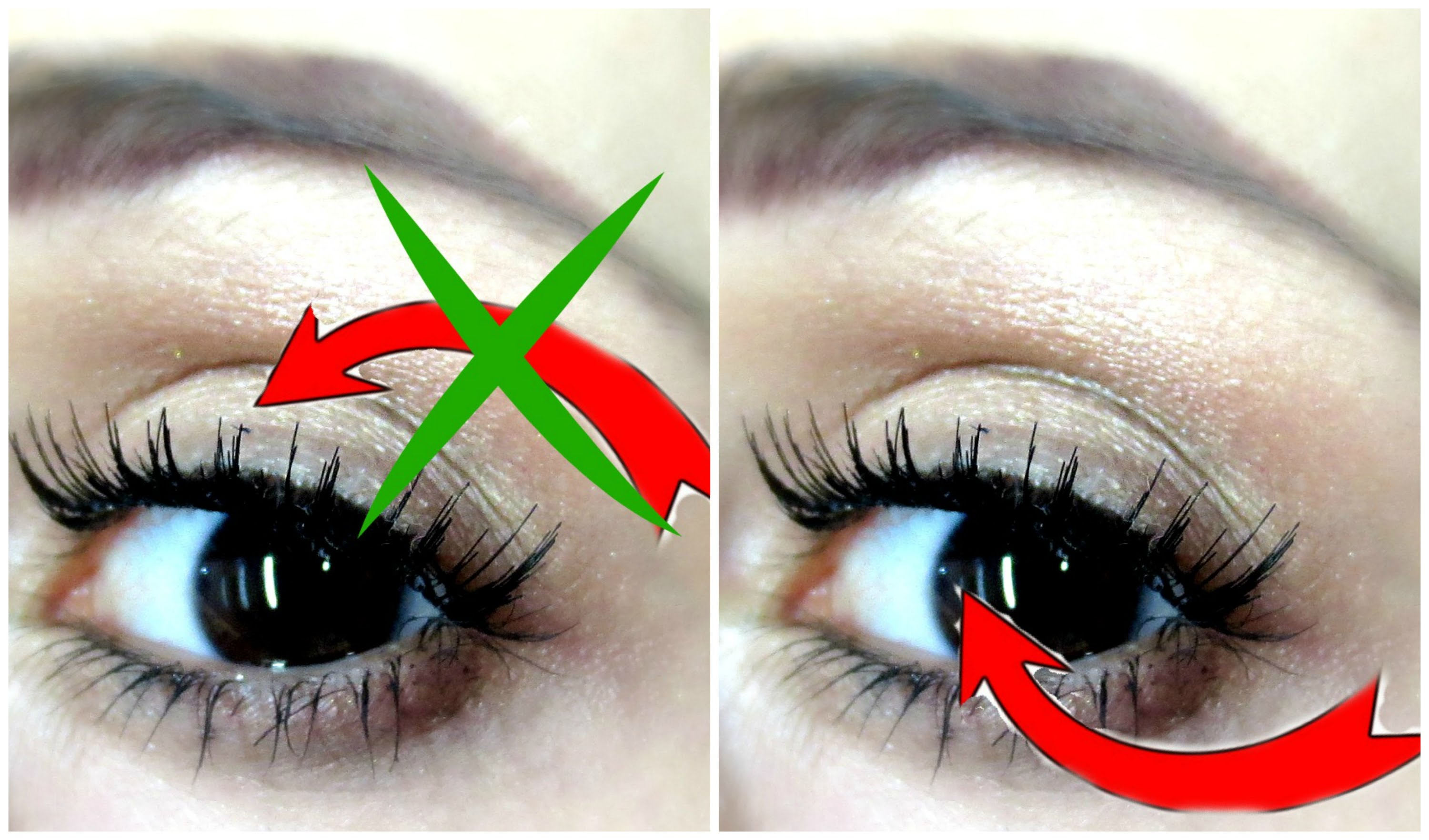 5fbd95ac733 The BEST Way to Apply Fake Eyelashes - UNDER the Lash Line | Brittwd