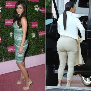 Kim Kardashian S Butt Is Fake It Matters And It Is Negatively